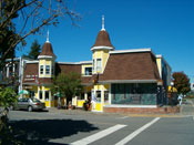 Main Street in Chemainus