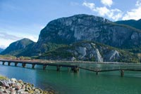 The Chief in Squamish BC
