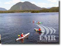 Fish, hike, kayak, surf, scuba dive Vacation Home Acommodation Vancouver Island British Columbia