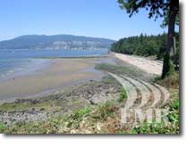 Stanley Park Holiday Cottage Accommodations Vancouver British Columbia
