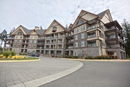 Relaxing Bear Mountain Retreat is a 3rd floor corner unit offering lots of windows and two balconies that expand the living areas to lovely outside spaces.