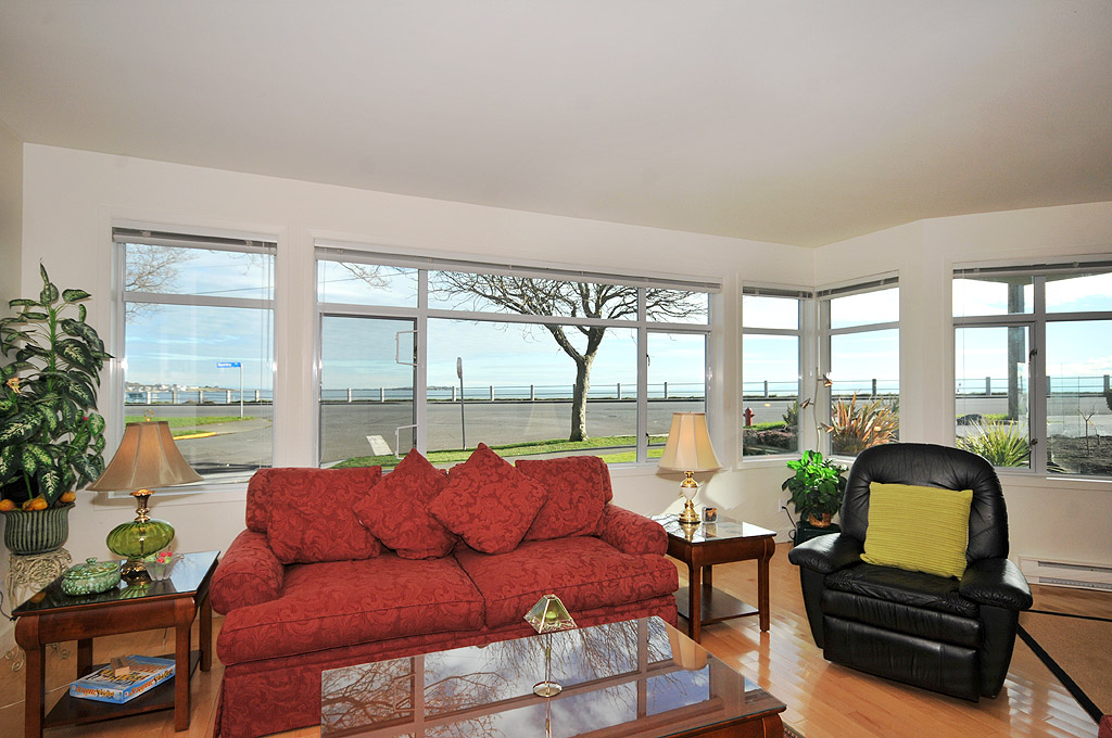 Seaside Living Victoria 2 Bedroom Ocean View Condo