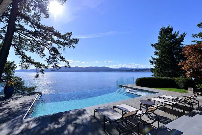 Thumbnail for Oceanside Lodge On Saanich Inlet