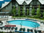 Aspens Heated Outdoor Pool