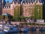 Walk to Victoria's famous Inner Harbour.