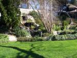 Beautiful gardens around the Miraloma.
