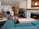 Aspens 238 -  Prime ski-in ski-out Blackcomb location 1 bedroom Whistler BC accommodations