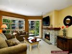 Skiing Vacation Home Rentals Aspens 306 -  Prime ski-in ski-out 1 bdrm with BBQ Whistler Vacation Home Rentals, Whistler British Columbia