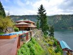 Large Furnished Oceanfront Estate on Finlayson Arm