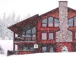 Snow Lynx B in the Forest  Big White Vacation Home Rentals, Big White British Columbia Vacation Home Rentals