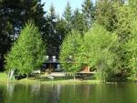 Robinson Lake Retreat - Lakefront Country Home in the Comox Valley Courtenay BC accommodations