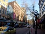 Gastown along Water Street