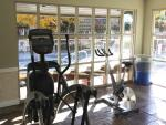 Aspens Fitness Room