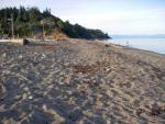 Goose Spit Park. Great Sandy Beaches.