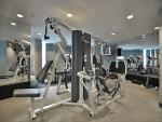 The fully equipped gym for your daily workout.